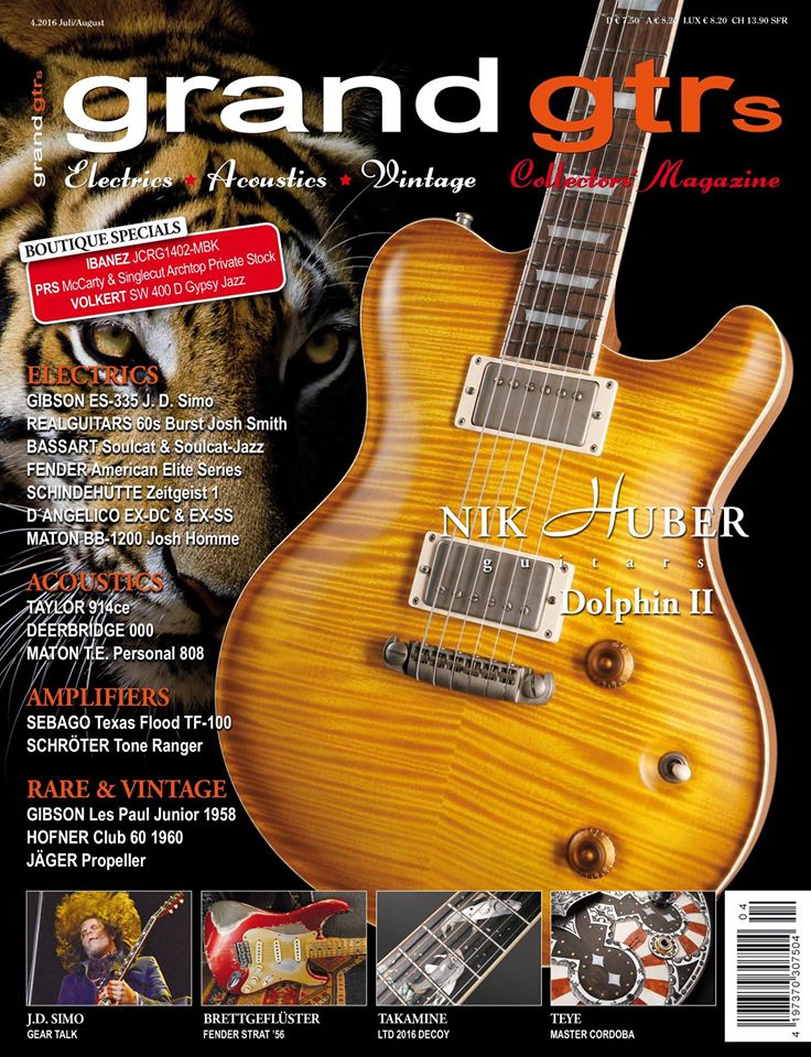 Grand Guitars Review